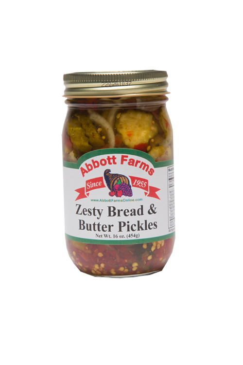 Bread-and-Butter Pickles images