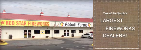 Abbott Farms - Peaches Store